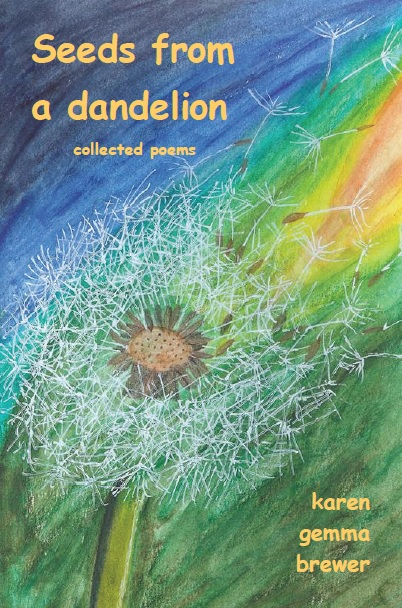 seeds from a dandelion