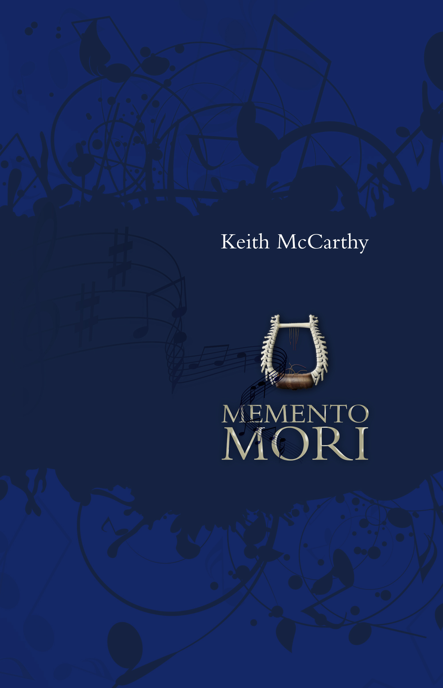 Memento Mori by Keith McCarthy now available