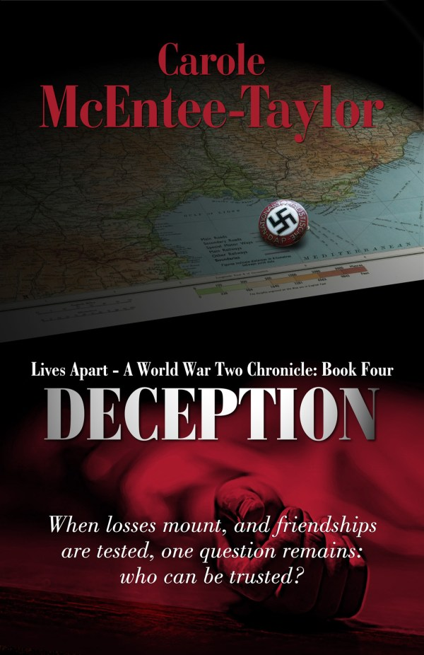 Lives Apart: Deception front cover image
