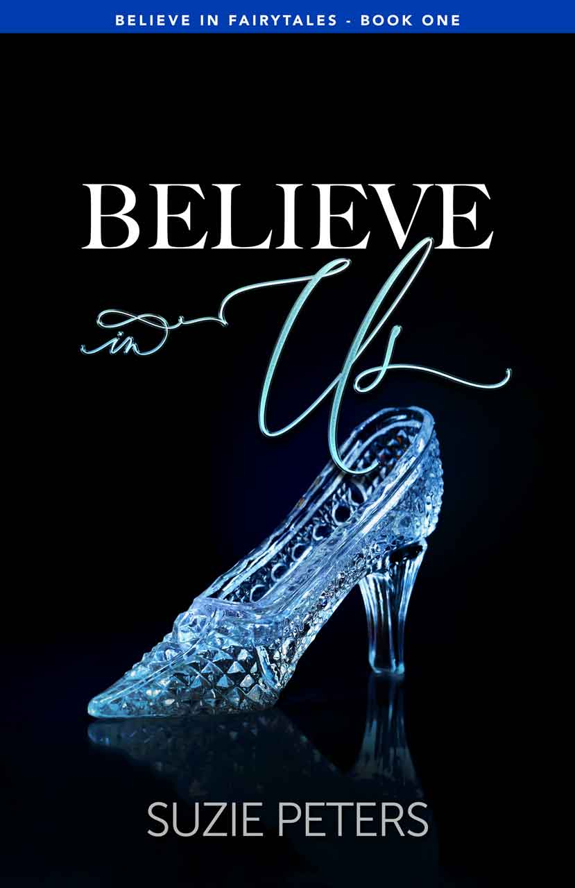 Believe in Us by Suzie Peters front cover