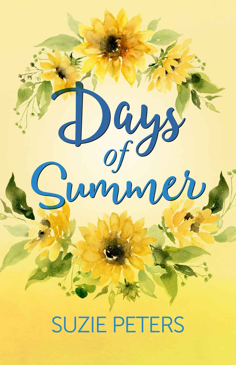 Days of Summer by Suzie Peters cover image.