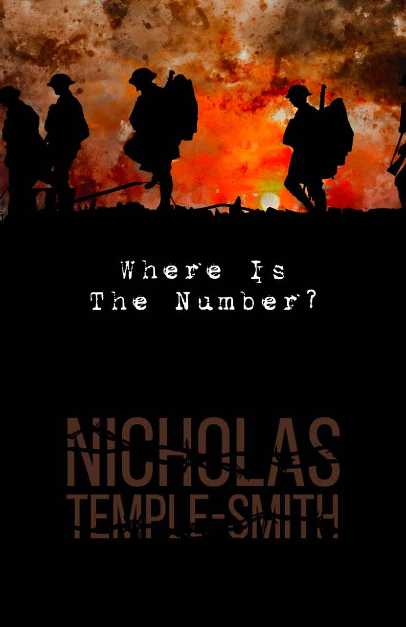 Where Is The Number? by Nicholas Temple-Smith cover image.