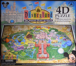 best things to sell on eBay for profit - 4d puzzle