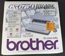 best things to sell on eBay for profit - brother typewriter