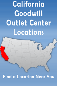 California Goodwill Outlet Centers