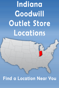 Goodwill Outlet Indianapolis