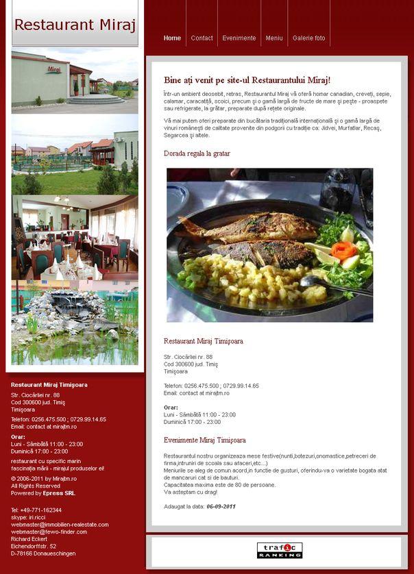 Restaurant Miraj