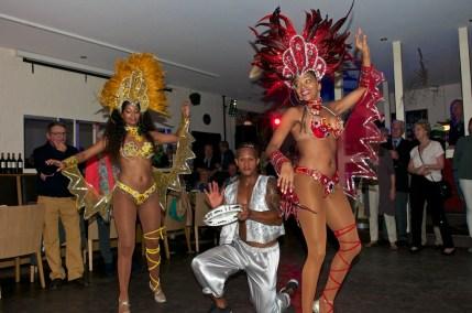 Fiesta Brasil in Aktion