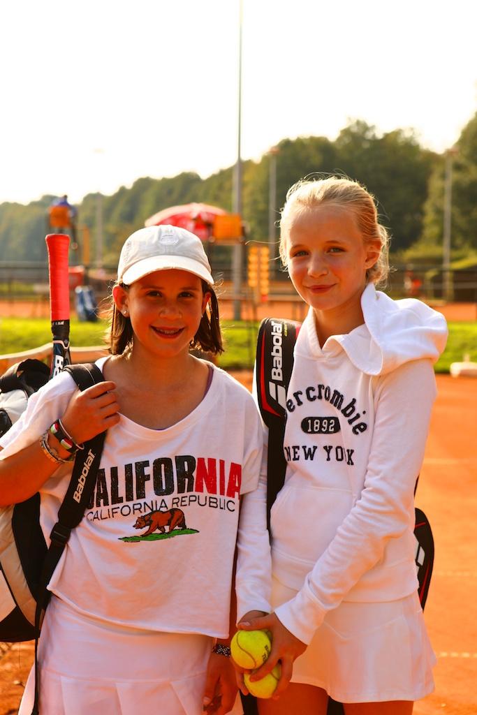 Finalisten Mädchen U12
