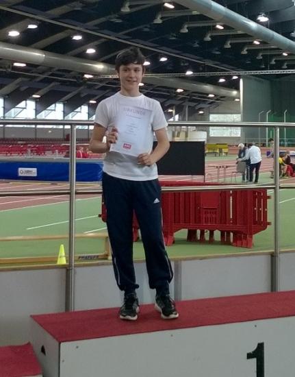 Luis Heft - unser Sieger
