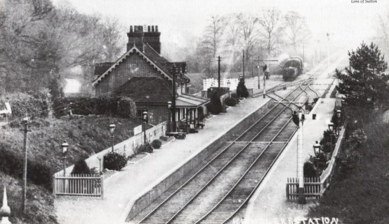 The Didcot Newbury and Southampton Railway