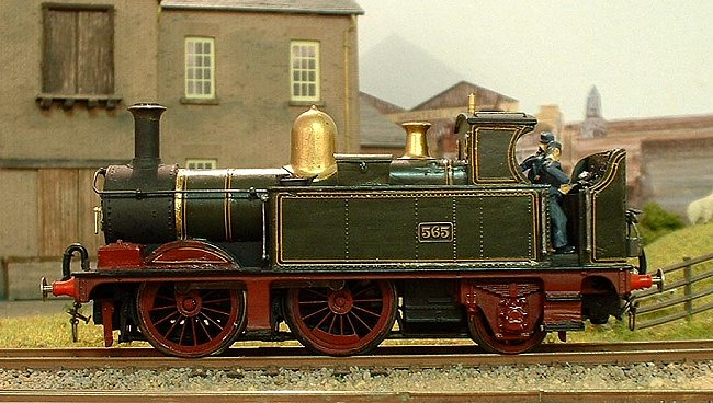 GWR Projects Hornby 14xx to 517 Class