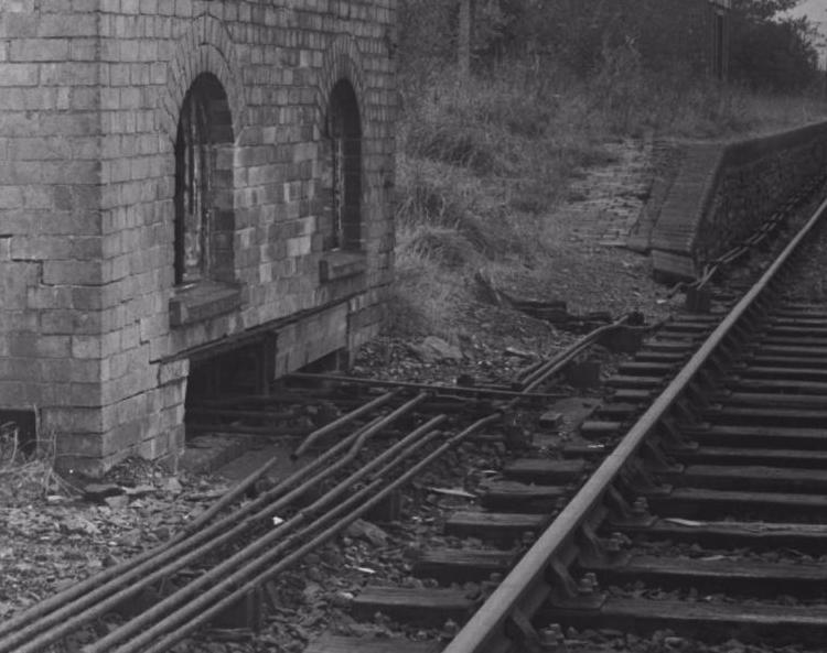 A selection of pictures of GWR point rodding