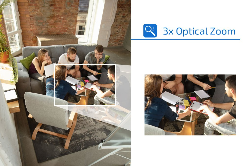 zoom 3x optical