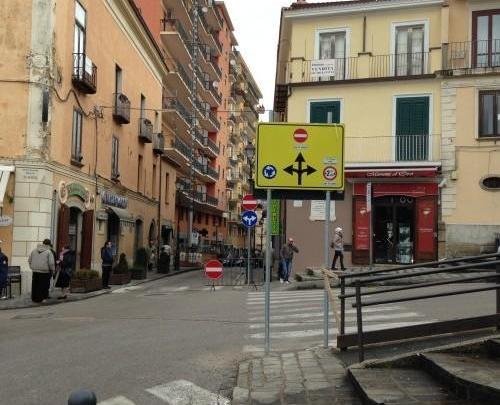 """VALLO DELLA LUCANIA – Il centro cittadino """"cambia senso"""""""