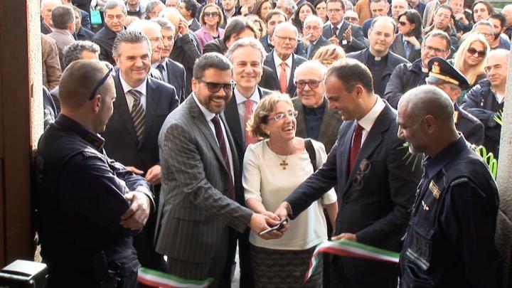 Inaugurato il Centro di Alta formazione a Palazzo Di Lorenzo a Ceraso.