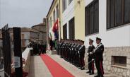 Apre la nuova stazione dei Carabinieri Forestali a Valle dell'Angelo