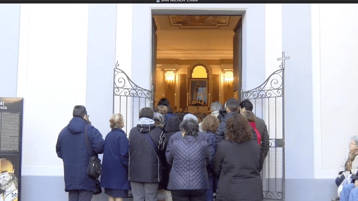 San Nicola, Aloia: «Festeggiamenti nostra identità»