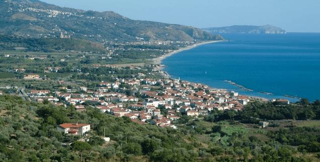 Casal Velino, sequestrato villaggio turistico