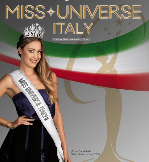 Miss Universe, tappa a Capaccio Paestum
