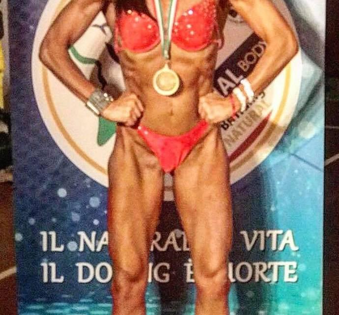 Giusy Sansone trionfa all'INBA Global di Las Vegas: la nuova golden woman