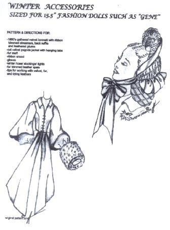 gloves shawl winter hose stocking tights fur trimmed