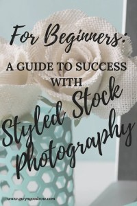 Success Guide for Styled Stock Photos