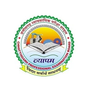 CG Vyapam Inspector Executive Admit Card