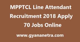 MPPTCL Line Attendant Recruitment