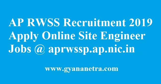 AP RWSS Recruitment