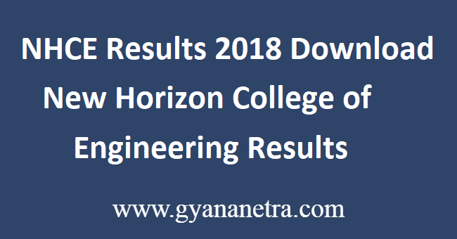 NHCE-Results-2018