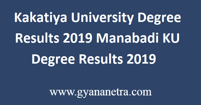 Kakatiya-University-Degree-Results-2019