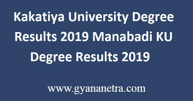 Kakatiya-University-Degree-Results-2019