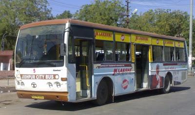 एक आदर्श शहरी सार्वजनिक परिवहन प्रणाली |