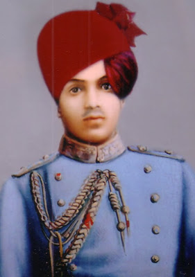 Thakur Mangal Singh, Khoor ठाकुर मंगल सिंह जी ,खुड