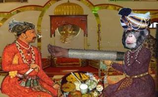 पहेली बूझक राजा को ताऊ ने सिखाया सबक