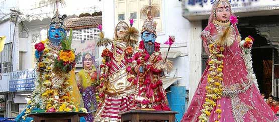 राजस्थान री गणगौर