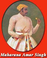 महाराणा अमरसिंह और अब्दुर्र रहीम खानखाना