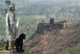 भूसे में हिस्सा लेने वाले मीणा राजा का पतन