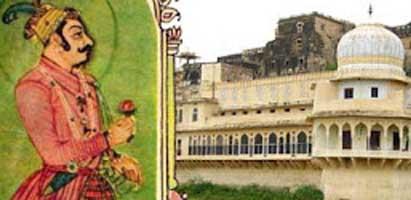 शौर्य, भक्ति व कला का संगम महाराजा सावंतसिंह (नागरीदास)
