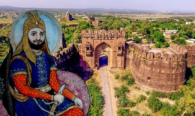 शेरशाह सूरी ने ब्राह्मण मंत्री की सहायता से छल से कब्जाया था यह किला