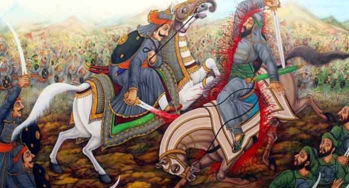 इस युद्ध में महाराणा प्रताप ने चीर डाला था मुगलों को, खदेड़ दिया था मेवाड़ से