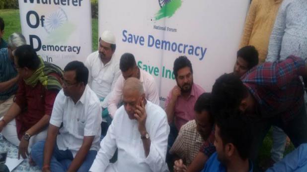 कर्नाटक प्रकरण, कांग्रेस ने जो बोया उसी की फसल काट रही है