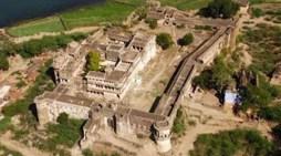 प्रकृति की सुरम्य वादियों में चौहान राजाओं ने बनाया था यह किला
