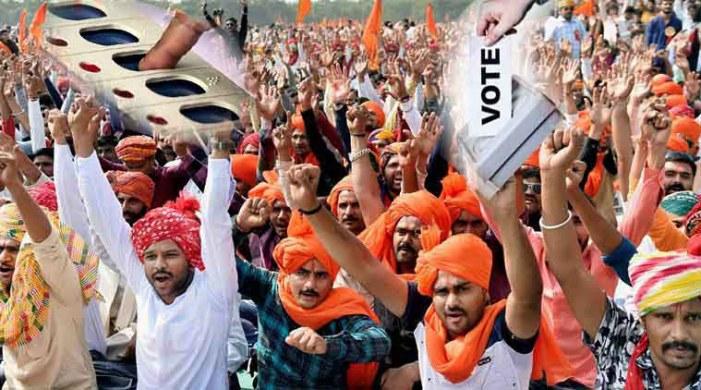 क्या अब समझने लगा है राजपूत समाज वोट की राजनीति ?