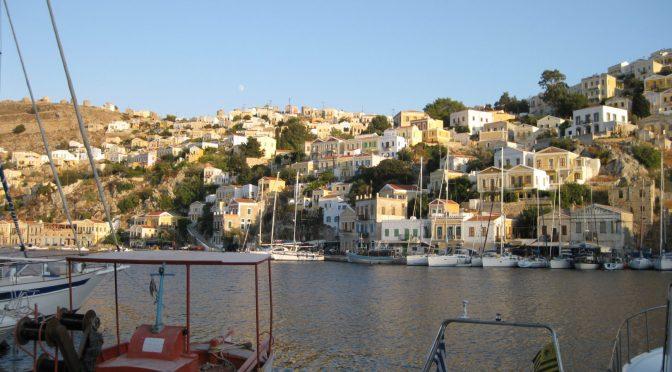 Photo: Simi, Greece. Credit: Lisa Borre.