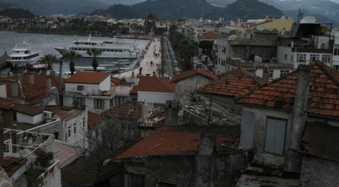 Around Town in Marmaris, Turkey