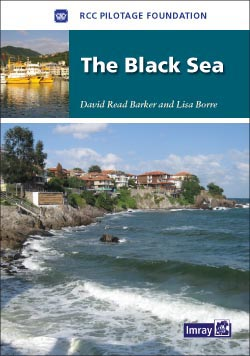 Image: The Black Sea cover. Credit: Imray and RCCPF.
