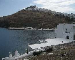 Photo: Astipalaia, Greece. Credit: L. Borre.