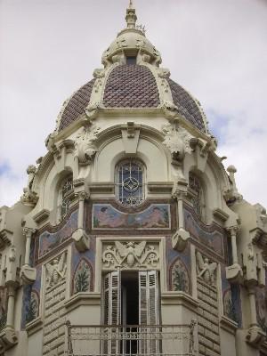 Photo: Palacio de Aguirre, Cartagena, Spain. Credit: Lisa Borre.